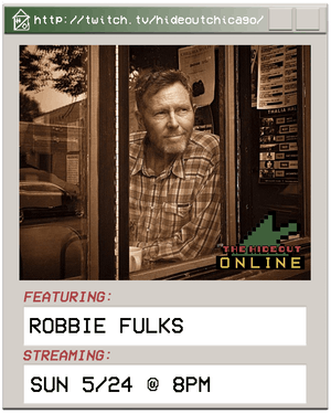 Robbie Fulks @ 8PM