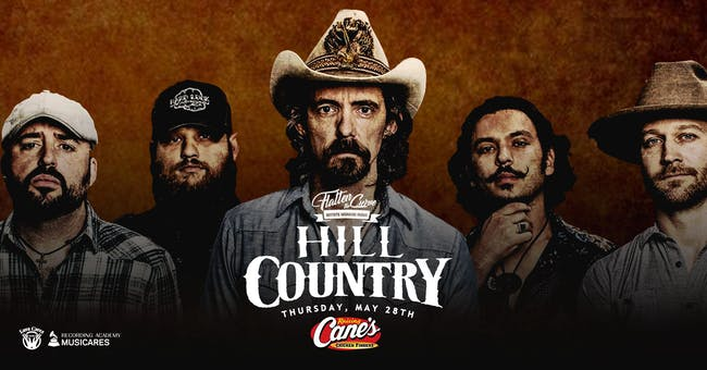 Hill Country [LIMITED LIVE & LIVE STREAM]