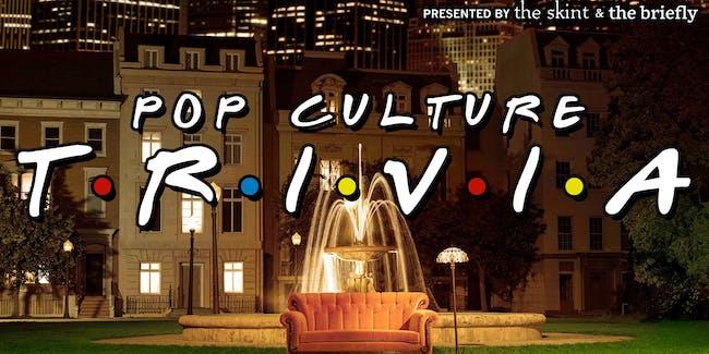 Pop Culture Trivia: Friends Edition