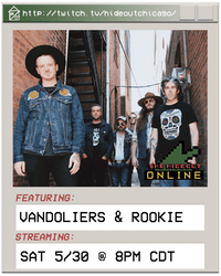Vandoliers & Rookie