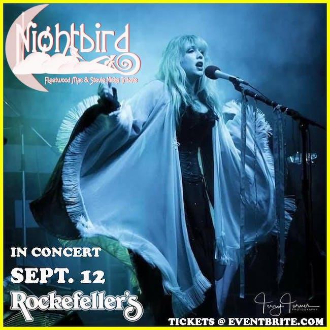Nightbird - a Tribute to Stevie Nicks and Fleetwood Mac