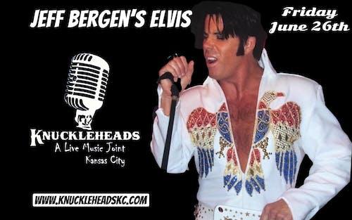 Jeff Bergen's Elvis Show  is part of Merle jam this month
