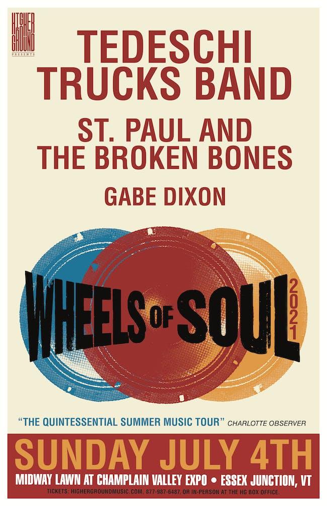 Tedeschi Trucks Band - Wheels of Soul 2021