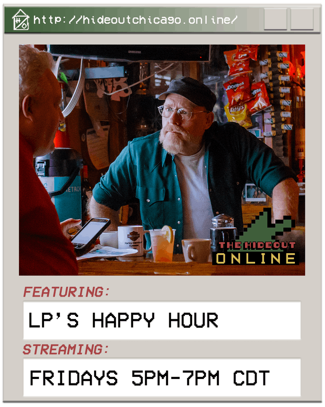 LP's Happy Hour