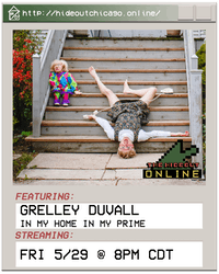 Grelley Duvall: In My Home In My Prime @ 8PM