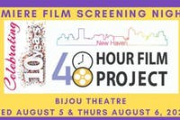 Premiere Screenings for the 2020 New Haven 48HFP