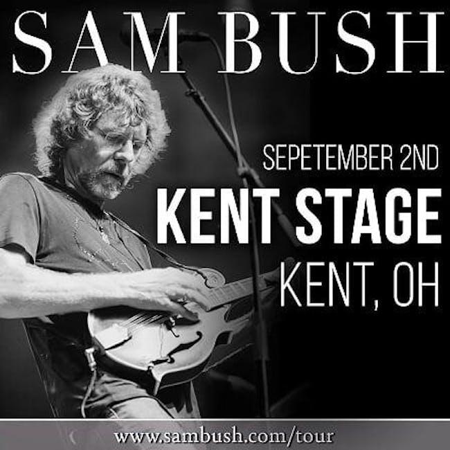 Sam Bush-Postponed