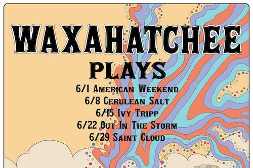 Waxahatchee Livestream (Performing Cerulean Salt)