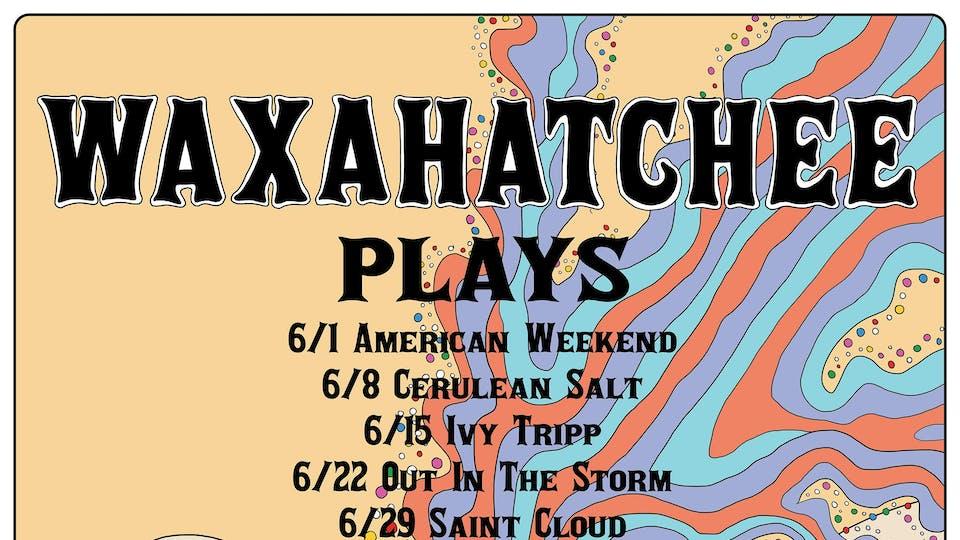 Waxahatchee Performs American Weekend (livestream)