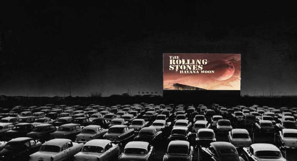 Let's Spend the Night Together…with the Stones at The Drive-In!