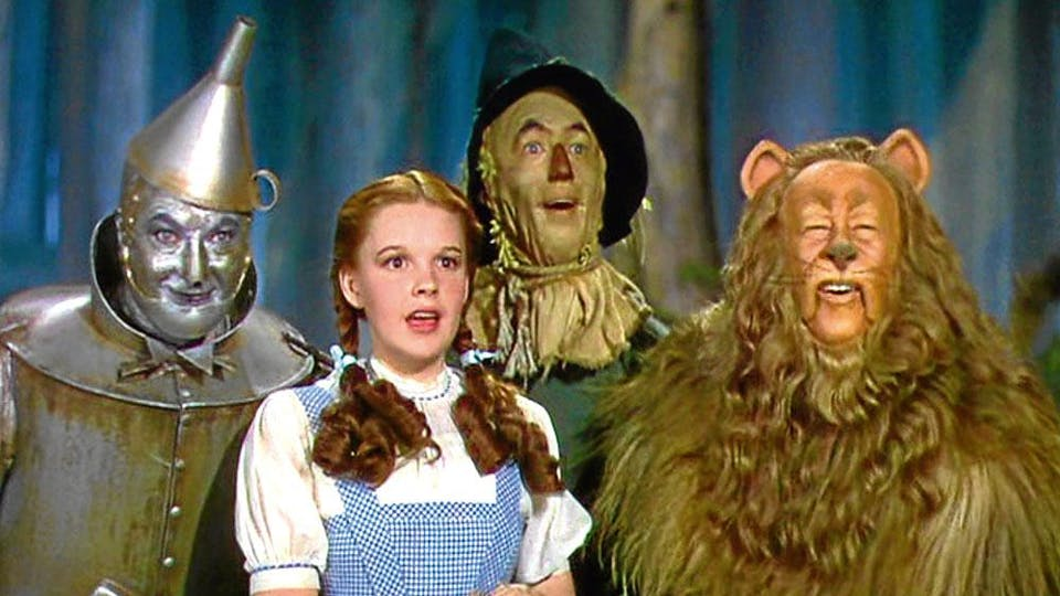 Wizard of Oz (1939):Film Screening