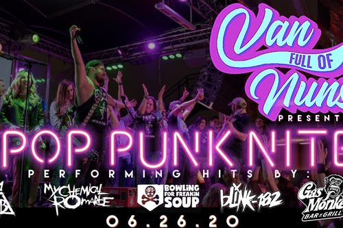 Pop Punk Nite Ft. Van Full of Nuns - FREE