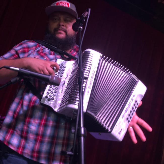 Squeezebox Bandits in The Post Courtyard Every Wednesday