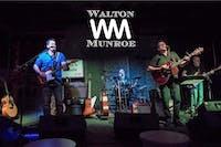 Walton-Munroe Band with Joe Mac and Half Of Nothing
