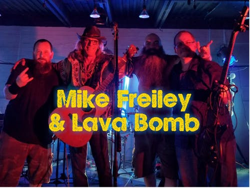 Mike Freiley and Lava Bomb with Rick Kosman and The Carburetors