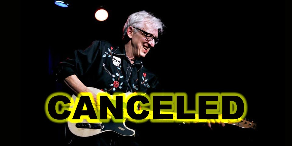 Bill Kirchen's Lost Planet Airmen Reunion and CD Release Party