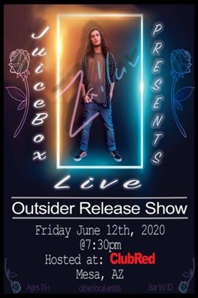 Outsider Release Show