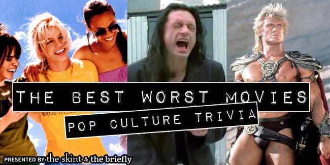 Pop Culture Trivia: The Best Worst Movies