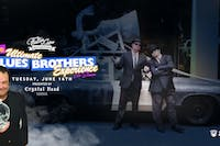 The Blues Brothers 40th Anniversary with The Texas Bluesmen and MORE