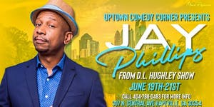 Comedian Jay Phillips