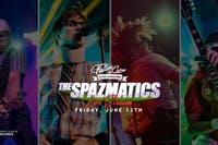 Spazmatics [LIMITED LIVE and LIVE STREAM!]