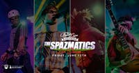 Spazmatics [LIMITED LIVE and LIVE STREAM!]
