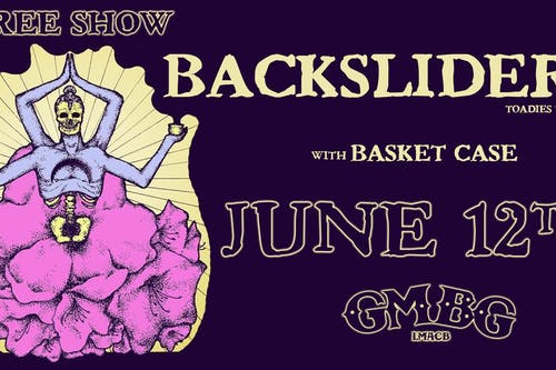 Backsliders (Toadies Tribute) - FREE SHOW