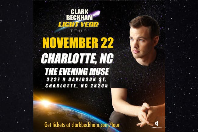 Clark Beckham: Light Year Tour