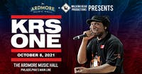 *RESCHEDULED TO 10/8/21*  KRS-One