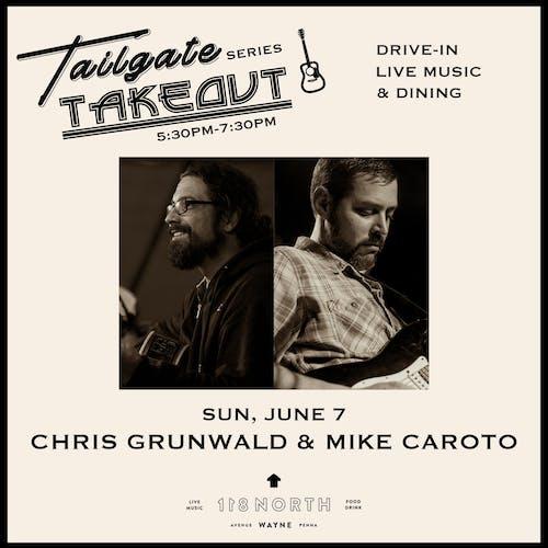 Tailgate Takeout Series - Chris Grunwald + Mike Caroto