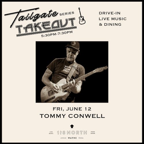 Tailgate Takeout Series - Tommy Conwell