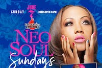 NEO SOUL SUNDAYS w/ MANDI & THE SQUAD