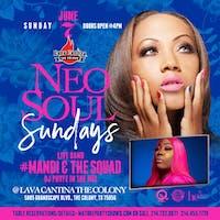 NEO SOUL SUNDAYS w/ MANDI & THE SQUAD