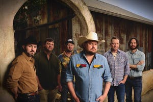 Randy Rogers Band - Late Show