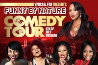 Funny By Nature: Comedy Tour