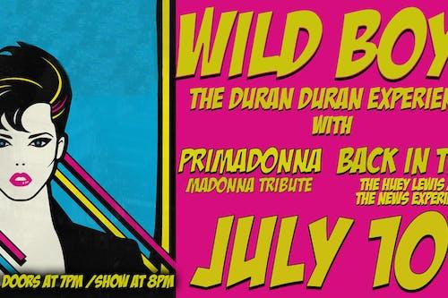 Wild Boys (Duran Duran)