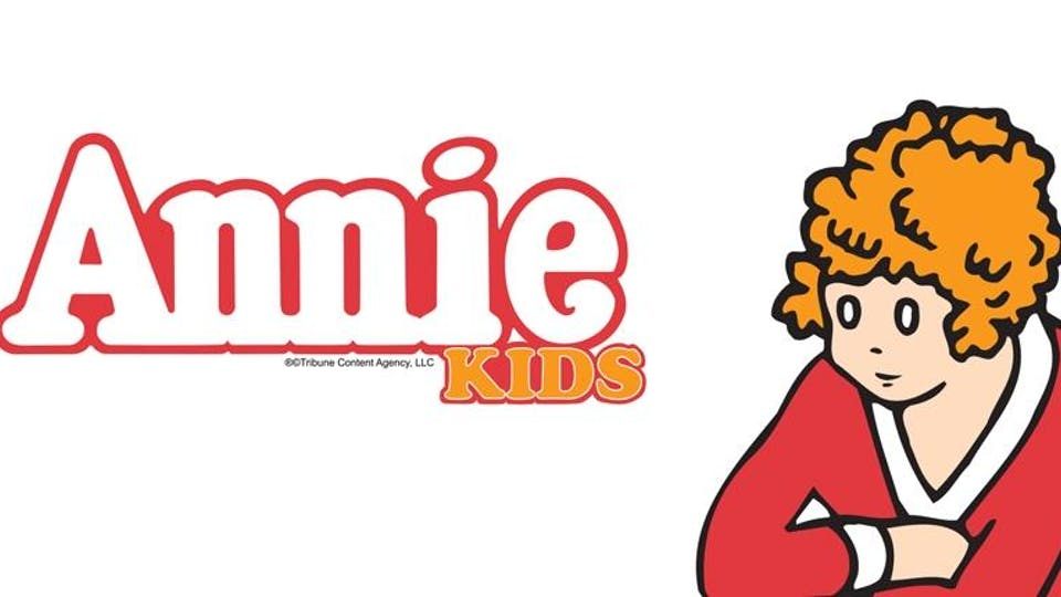 Annie Kids Camp Show CAST-A