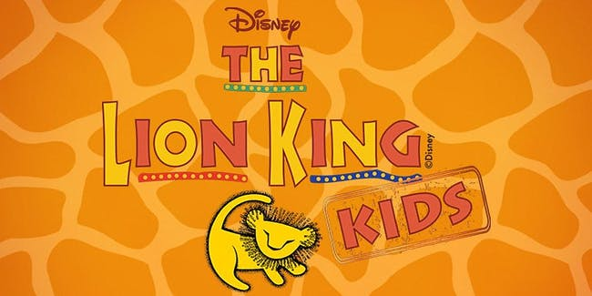 Lion King Kids Camp Show CAST-A