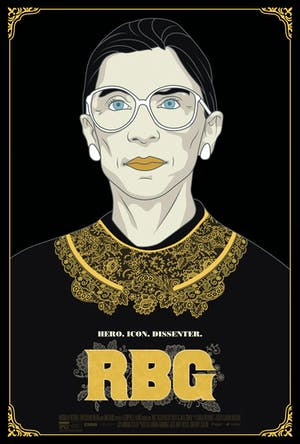 Stay at Home Screening: RBG