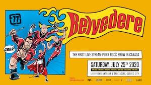 Belvedere -  Livestream show