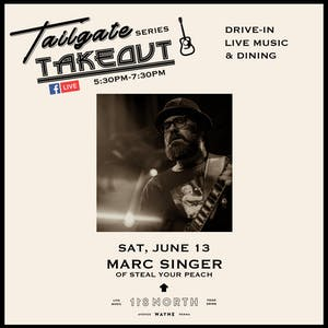 Tailgate Takeout Series - Marc Singer (of Steal Your Peach)