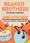 The Beaker Brothers: Outdoor Concert
