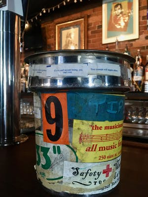Cafe Nine Virtual Tip Jar - Employee Emergency Relief Fund