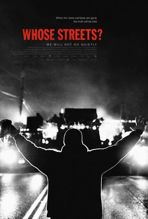 Stay at Home Screening: Whose Streets?