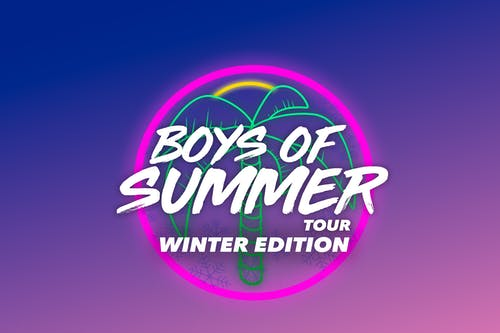 Boys Of Summer Tour Winter Edition