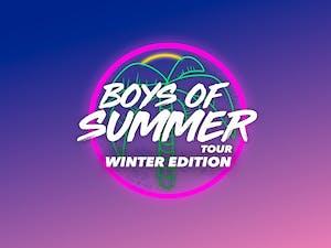 Boys Of Summer Tour Winter Edition