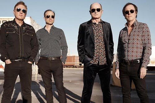 SHOW POSTPONED to 9/18/2021: Hoodoo Gurus
