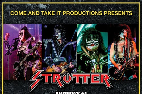 STRUTTER (KISS Tribute)