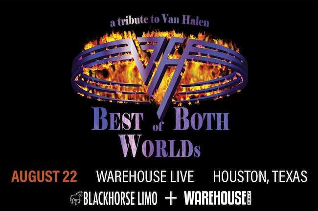 ROCK LEGENDS SHOW: BEST OF BOTH WORLDS (VAN HALEN TRIBUTE), LET IT ROCK