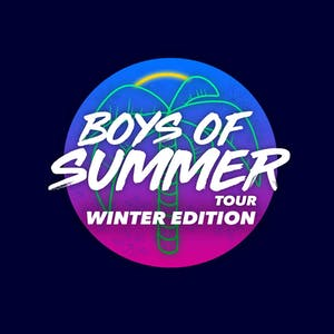 BOYS OF SUMMER TOUR - Winter Edition